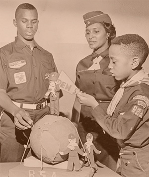 African American Scouts