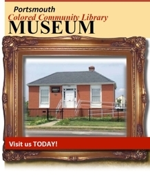 Portsmouth Colored Community Library Museum